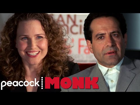 Monk Goes To a Job Interview | Monk