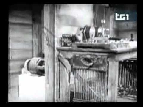 Prima trasmissione radiofonica