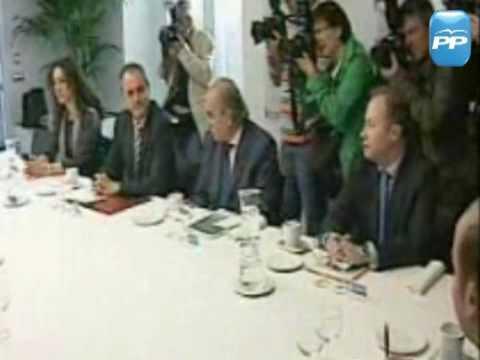 Rajoy se reúne con representantes de I+D+i de compañías extranjeras en España