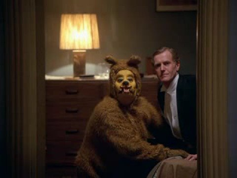0 Fozzy Bear Was in Stephen King and Stanley Kubricks The Shining?