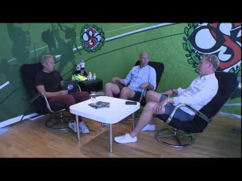 Sportklubben med Magnus Sköldmark och Simon Åström