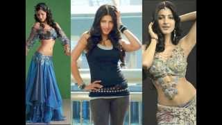 Shruti Hassan As Village Girl In Gabbar Singh