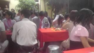 đám cưới VÕ TÒNG-THANH TUYẾN .dương cốc 22-09-2011