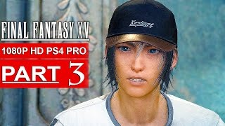 FINAL FANTASY 15 Walkthrough Part 1 and until the last part will include the full FINAL FANTASY 15 Gameplay on PS4 Pro. This FINAL FANTASY 15 Gameplay is rec...