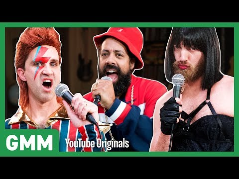 Which Musician Am I? (GAME) Ft. Reggie Watts