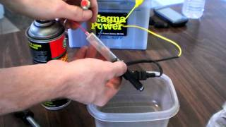 10. Fuel injector cleaning
