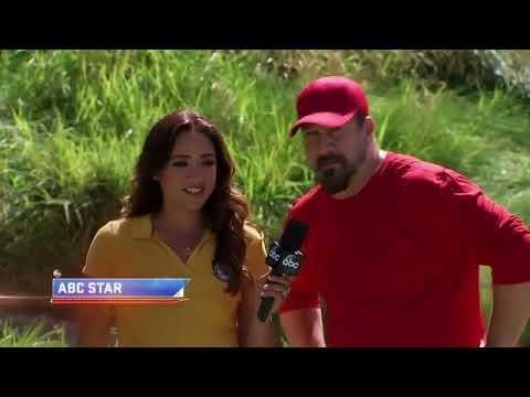 Battle of the Network Stars 2017  Season 1 Episode 8  ABC Stars vs Variety