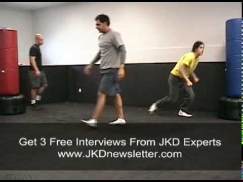 Jeet Kune Do Five Ranges of Self-Defense Video