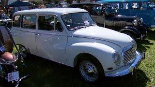 Encontro em Garça reúne apaixonados por carros antigos