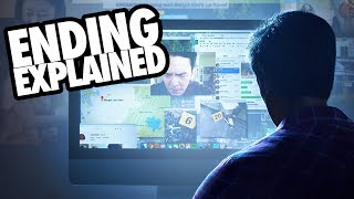 SEARCHING (2018) Ending Explained
