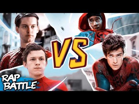 The Spider-man Rap Battle
