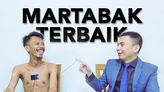 Video PERANG MARTABAK! MANA YANG PALING ENAK? MP3, 3GP, MP4, WEBM, AVI, FLV April 2018