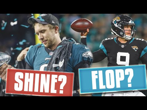 5 Reasons Why Nick Foles Will SUCCEED With the Jaguars... and 5 Why He Will FAIL HARD! - Thời lượng: 11 phút.