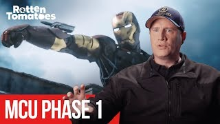 Video MCU Phase One: Marvel Studios President Kevin Feige Recalls the Beginnings | Rotten Tomatoes MP3, 3GP, MP4, WEBM, AVI, FLV September 2018