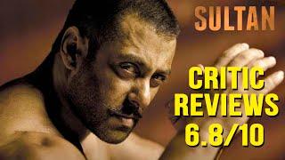 Sultan Moive Review | Critic Reviews | Salman Khan | Anushka Sharma