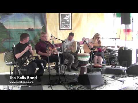 Irish Music - The Kells Band Live #1 - Jig, Reel, Song