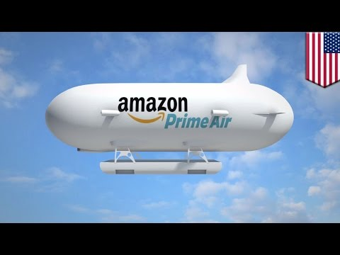 Amazon airship: