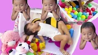 Mainan Anak ❤ Mandi Boneka - Cuci Boneka Happy Kids Washing Favorite Dolls