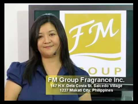 FM Group Fragrance Inc. Online Business Opportunity Meeting – English