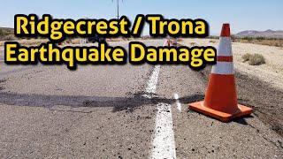 Video Ridgecrest Earthquake Damage | 7.1 & 6.4 Earthquakes | Searless Valley | Trona MP3, 3GP, MP4, WEBM, AVI, FLV Juli 2019