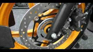 10. 2013 Honda CBR250R