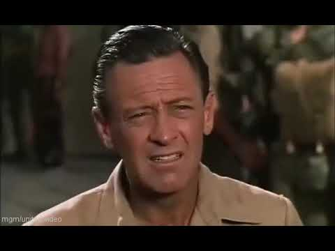 The Seventh Dawn 1964 - William Holden (Full adventure film in English)