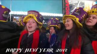 New Year's Eve 2017 Times Square Ball Drop New York Countdown  1 Jan 2017