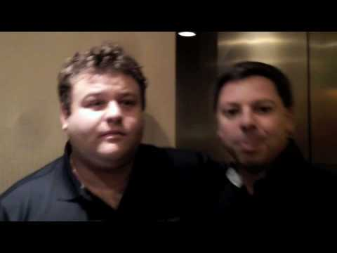 Comedians Frank Caliendo & George Kanter