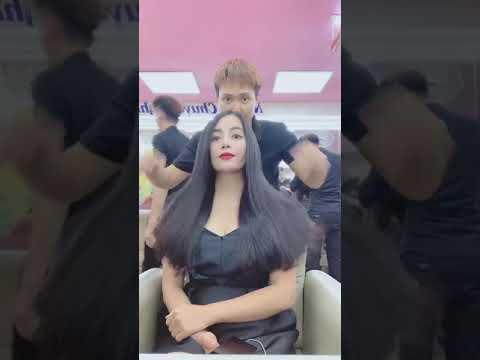 656 Video của Salon chuyến nối tóc Bắc Hugo