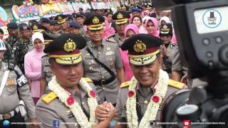 Video Farewell And Welcome Parade Kapolda Kalsel MP3, 3GP, MP4, WEBM, AVI, FLV Desember 2017