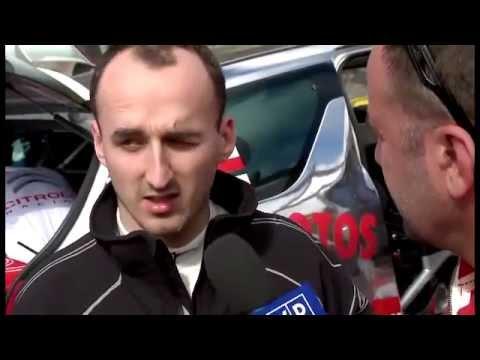 Robert Kubica przed Rally Canarias: będą emocje