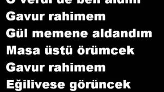 Download Lagu Gavur Rahimem (Süper Türkü :DDD) Mp3