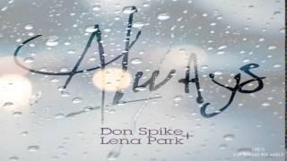 140811 박정현Lena Park   Always Digital Single   돈스파이크DonSpike Presents Vol 4