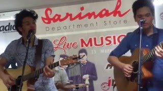 5~ If It's For You  #LaunchSelamanyaPlus #Sarinah #150316 @TheOvertunes