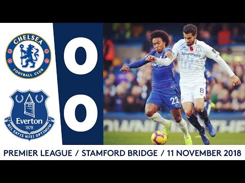 Video: TOFFEES EARN POINT FROM UNBEATEN CHELSEA | CHELSEA 0-0 EVERTON