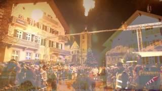 Pyrotechnik Nikolaus & Krampuseinzug 05.12.2016, Teil 2