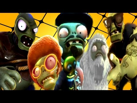 bosses - Plants vs. Zombies: Garden Warfare - All Super Final Bosses Gameplay! (PC/PS4/Xbox One) ❤ My brother's channel ➥ http://bit.ly/maryogames MasterOv's Channel:...