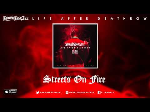 Boosie Badazz aka Lil Boosie - Streets On Fire (Audio)