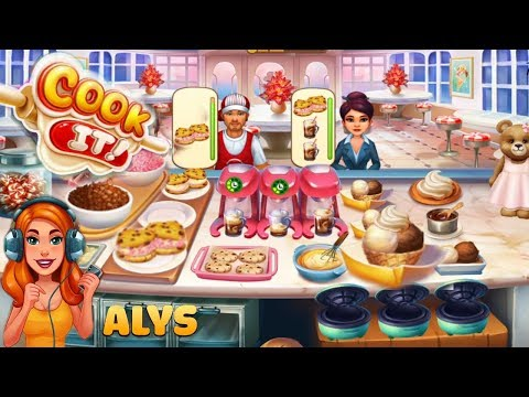 Cook It /Party Parlor- Ice Cream Paradise/Levels 231, 232, 234, 238/ Part 13