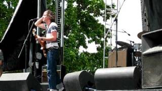 Cass McCombs - Don't Vote - Live at Pitchfork 2010 Music Festival