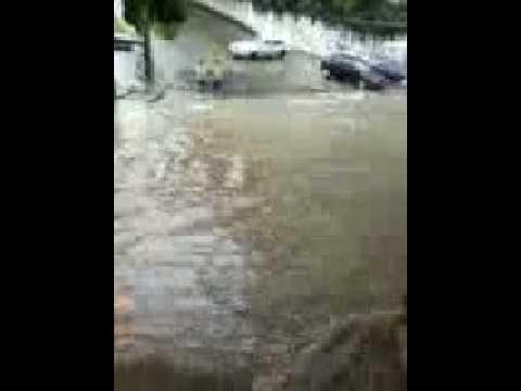 Enchente em Piedade - Natal de 2008
