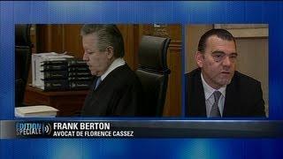 Florence Cassez libérée : son avocat Franck Berton en direct sud BFMTV - YouTube