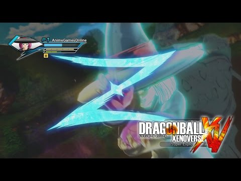 Z-Assist Bonus Master/Mentor Trainings Tutorial - Dragon Ball Xenoverse