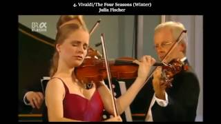 15 Unforgettable Violin Pieces ~ With Exceptional Performances