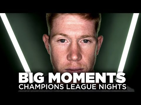 Video: BIG MOMENTS | Sergio Aguero & Kevin De Bruyne | Champions League Nights
