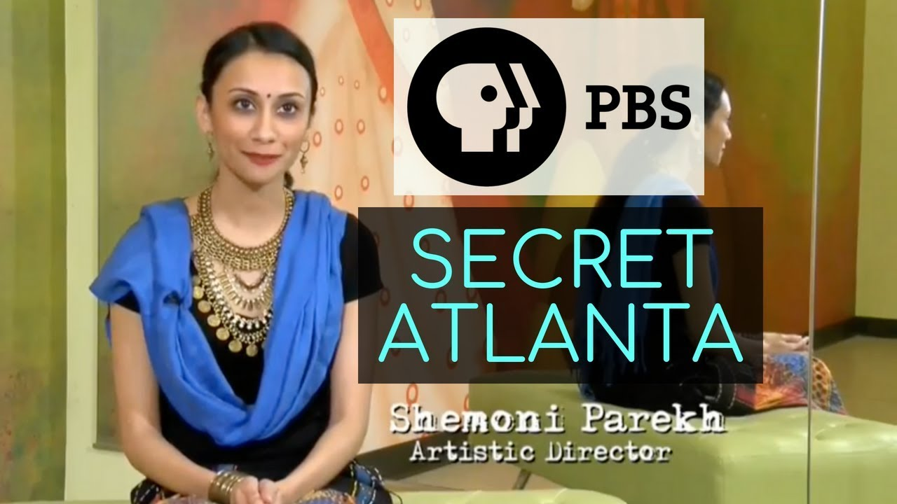 Kruti Dance Academy featured on PBS Secret Atlanta!