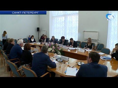 В Санкт-Петербурге собрался Совет законодателей при Федеральном Собрании страны