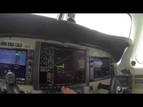 Piper Meridian Navigating Caribbean Storms