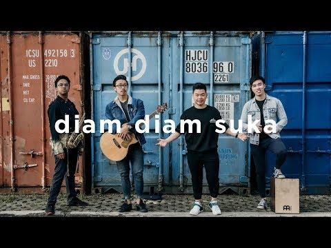Cherrybelle - Diam Diam Suka (eclat cover )