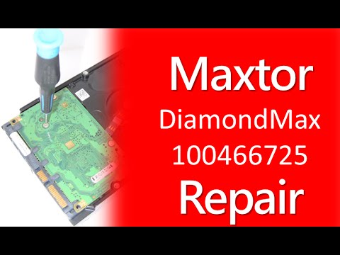 Maxtor   STM3500320AS STM3500620AS STM3500320AS  STM3500620AS 100466725 Repair & Data Recovery